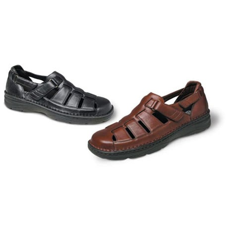 Drew® Men's Springfield Sandal - Brown