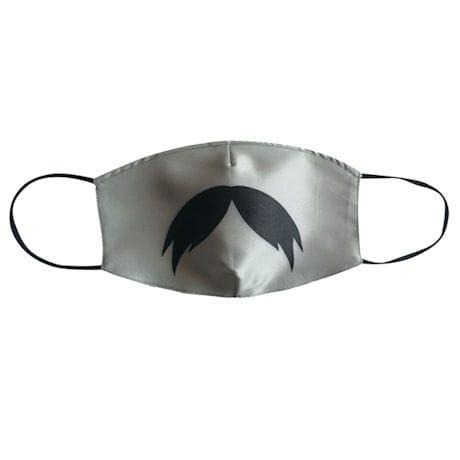 Mustache Face Masks Set of 3