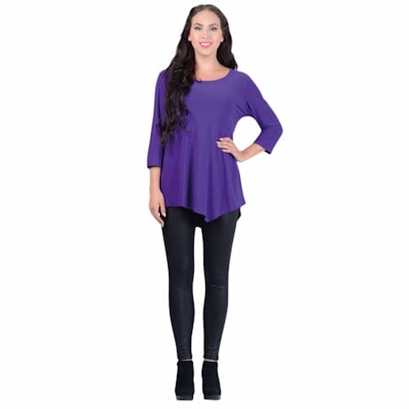 24/7 Layering Tunic Top