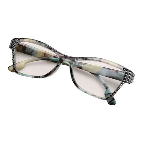 Readers up to +6.00 With Swarovski™ Crystal Accents