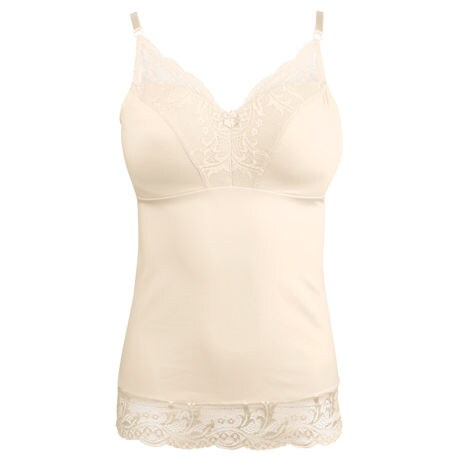 Lace Lover Molded-Cup Camisole
