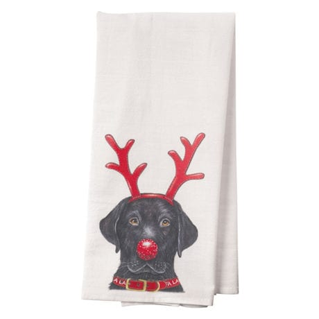 Holiday Cheer Flour Sack Towel Sets