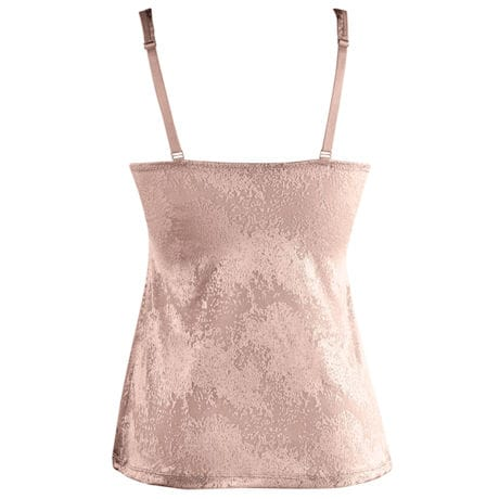 Jacquard Molded-Cup Cami