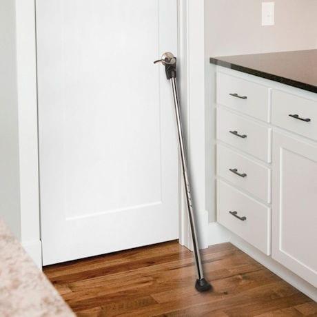 Deluxe Door Guard Security Bar Door Stop