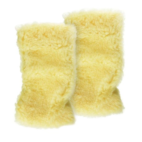Jeanie Rub Massager Fleece Pad Cover set of 2