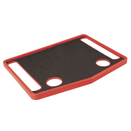 Walker Tray with Non-Slip Mat