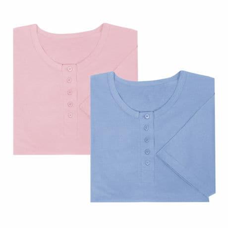 Henley Nightshirts
