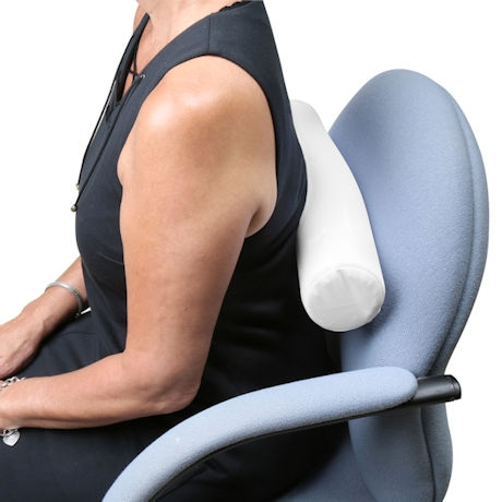 Support Plus ® Cervical Foam Roll Pillow