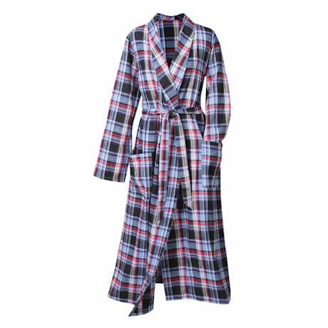 Shawl Collar Wrap Robe