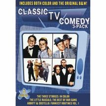 Classic TV Comedy DVD