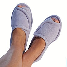 Comfort Slippers Lilac