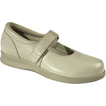Drew® Bloom Mary Jane - Bone Leather