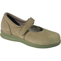Drew® Bloom Mary Jane - Taupe Nubuck