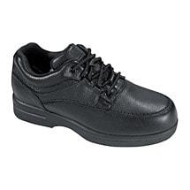 Drew® Traveler Tie Black Leather Shoe