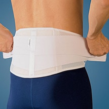 Futuro Adjustable Unisex Lumbar Back Support