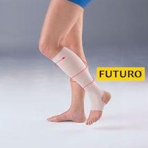 Futuro® Firm Support Open Toe/Open Heel Knee High Stocking - Unisex