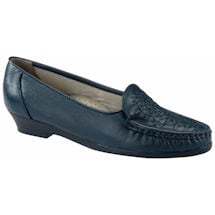 Soft Spots® Constance Slip-On - Navy