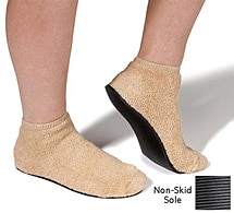 Unisex Non Skid Slipper Socks