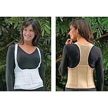 Original Cincher Adjustable Back Posture Spinal Alignment Compression Support