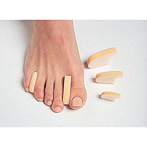 Set of 3 Toe Separators 6 pk