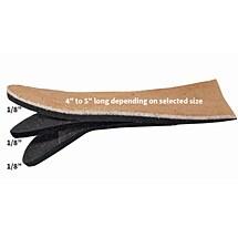 Pedifix Adjustable Heel Lift Shoe Insert