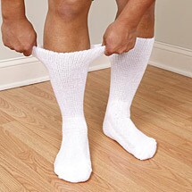 HealthDri Super Cushioned Athletic Socks