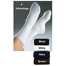 Wigwam Advantage Moisture-Wicking Soft Socks - Unisex