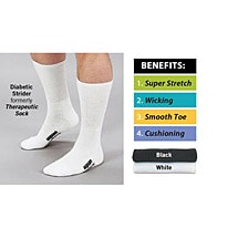 Wigwam Diabetic Strider Therapeutic Socks - Unisex