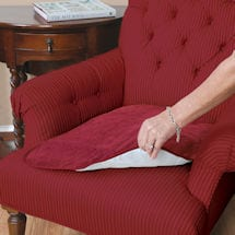 Velour Seat Protection Waterproof Incontinence Pad
