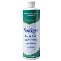 No Rinse ® Body Bath