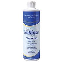 No Rinse ® Shampoo
