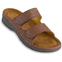 Drew® Barefoot Freedom® Milan - Brown Leather