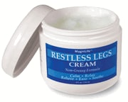 RESTLESS LEG CREAM 90 DAY AUTOSHIP OPTION