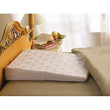 Bed Wedge for Comfortable Sleep with Acid Reflux or Breathing Problems