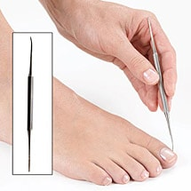Double-Tip Ingrown Toenail File