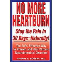 No More Heartburn Book