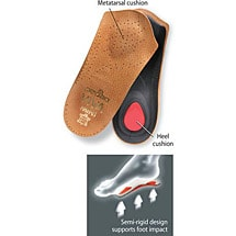 Pedag Three-Quarter Arch Support