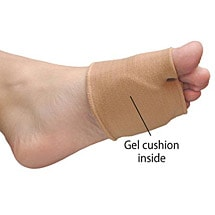 Slip-On Metatarsal Gel Pads (1 pr.)