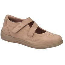 Drew® Orchid Shoes - Taupe Nubuck