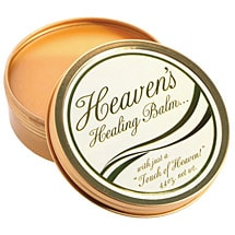 Heaven's Healing Balm Topical Pain Relief All Natural