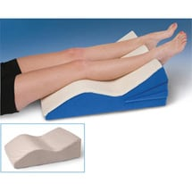 Adjustable Leg Lifter Wedge Pillow with Cover