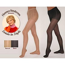 Stride In Style Sheer Mild Support Freedom Pantyhose