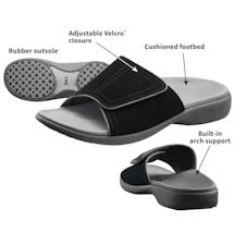Dr. Comfort Kelly Ortho Sandals Support Arch & Heel