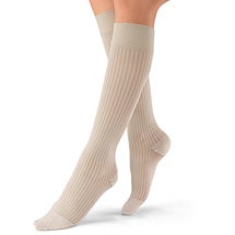 Jobst® SoSoft Women's Opaque Mild Compression Trouser Socks