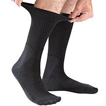 PROTECT iT™ Comfort Crew Socks