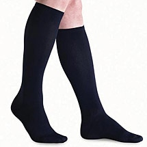 Jobst® Moderate Support Unisex Travel Socks with 15-20 mmHg Compression