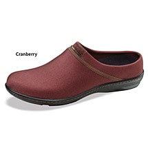 Aetrex® Berries™ Clog Stretch Shoes for Women in Spandex®