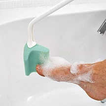 Long Reach Toe & Foot Sponge