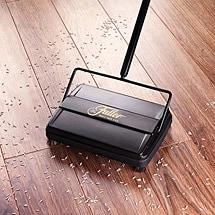 Fuller® Deluxe Cordless Carpet Sweeper