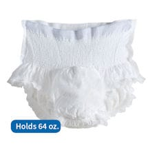 Wellness Disposable Incontinence Pull On Underwear